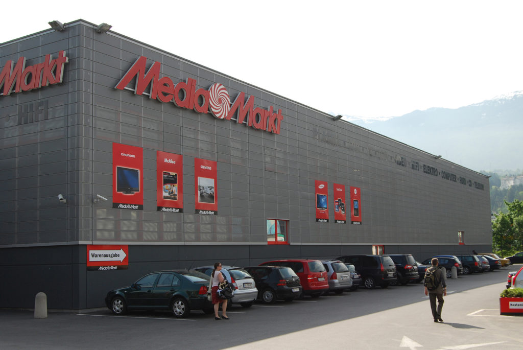 Media Markt Ibk